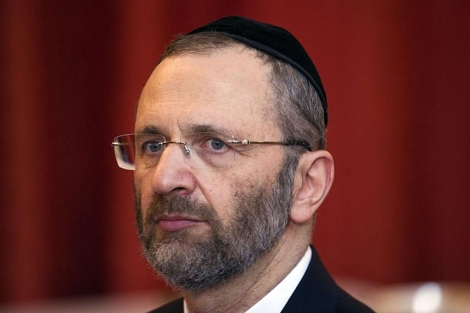 Gilles Bernheim, Chief Rabbi of France, guilty of massive  plagiarizism