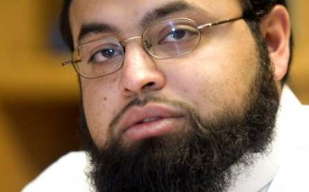 Imam Mehdi is accused of pulling his penis out and chasing a 23-year-old woman around in a park