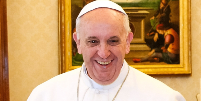 Pope Francis  (Photo Credit: Wikimedia Commons)