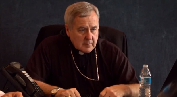 Catholic Archbishop Robert J. Carlson ells Lawyer He Wasn't Sure Whether Raping a Child Was a Crime